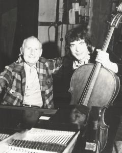 Stephane Grappelli and Julian